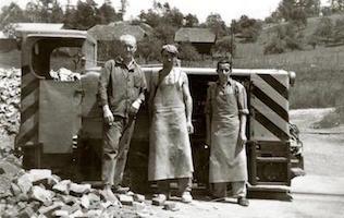 Zgodovinski pregled internega transporta Železarne Štore